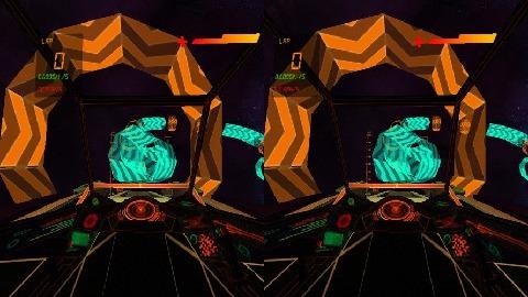 宇宙飞船VR手游图片欣赏