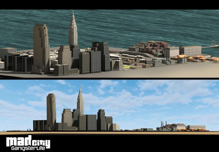 疯狂的城市:黑帮生活好玩吗?疯狂的城市:黑帮生活游戏介绍