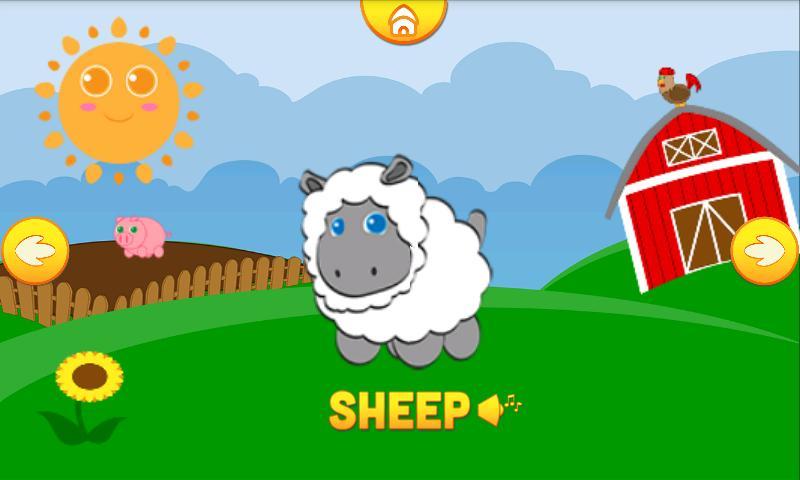 可爱动物单词游戏介绍