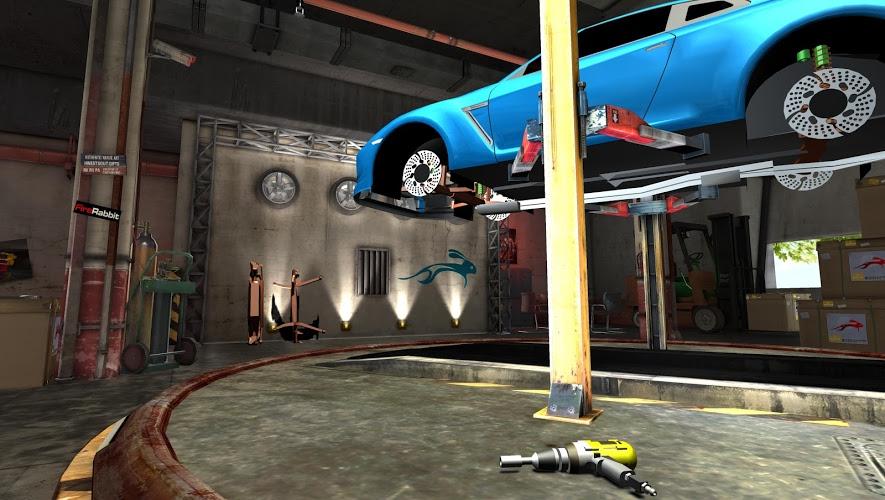 红车库:空间游戏进行时