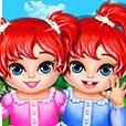 双胞胎宝宝出生记