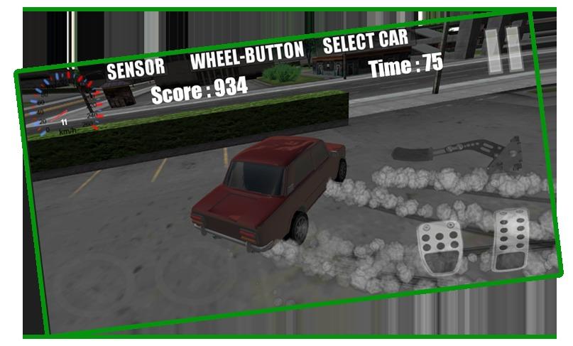 俄罗斯汽车漂移模拟器好玩吗?怎么玩?俄罗斯汽车漂移模拟器游戏介绍