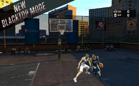 NBA2K16截图5