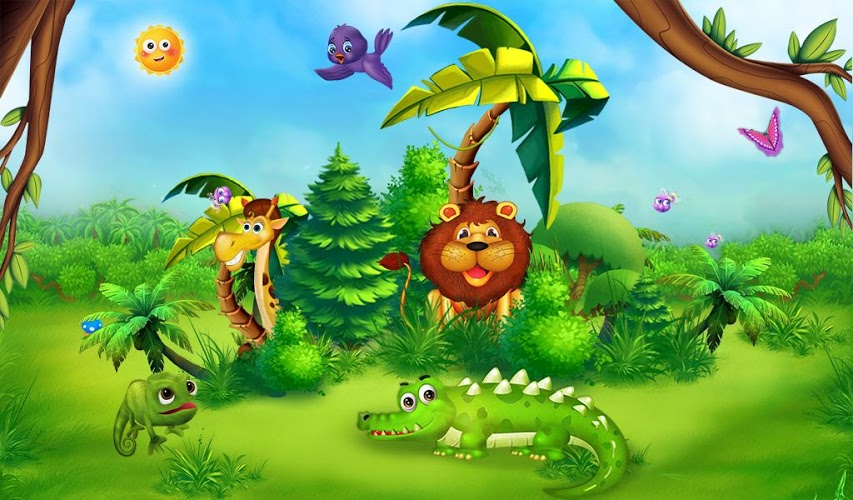 欢迎gameiva的动物园!