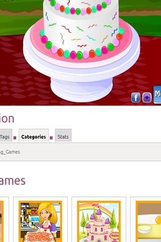 最好玩的蛋糕游戏手游图片欣赏