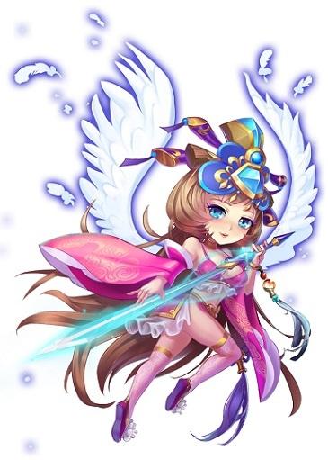 坞美人之紫霞仙子