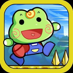 弹跳青蛙跳