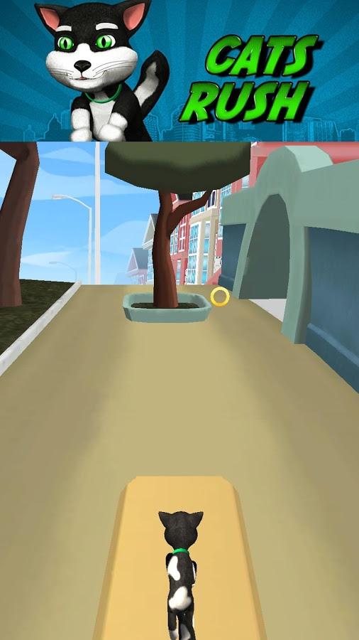 你可以用很简单的滑动手势,让它跳跃幻灯片或切换车道控制你的卡通吉.