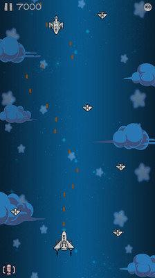 经典的飞机大战游戏,耐玩的休闲游戏