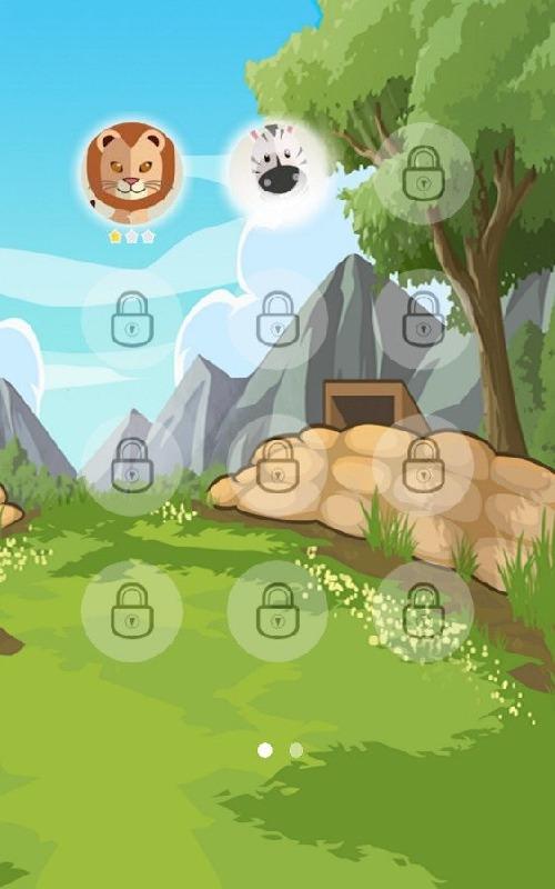 动物园益智帕尔斯幼儿园游戏