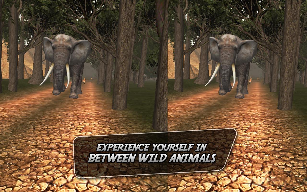 导读:期待已久的热门手游野生丛林之旅虚拟现实 - 动物火爆来袭啦!这款手机游戏吸引了大批游戏玩家的的关注,有很多玩家都在问九游小编野生丛林之旅虚拟现实 - 动物好玩吗?想知道这款手游怎么样?今天小编就来说一下野生丛林之旅虚拟现实 - 动物游戏介绍,带各位玩家详细了解一下这款手机游戏的所有玩法特点系统分析介绍,你就会知道野生丛林之旅虚拟现实 - 动物究竟怎么样,好不好玩了! 你想参观野生丛林,看野生动物四处漫游?难道你想看到你喜欢的野生动物?又来了一个特殊的野生丛林之旅为你.
