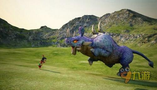 动物 恐龙 500_288