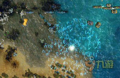 即时战略新作《海陆空联合战》上架安卓