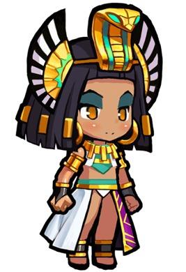 《尸姐别过来》人物介绍大揭秘之埃及篇
