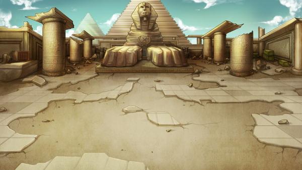 《全球反恐》关卡之金字塔_全球反恐手游_九游手机游戏