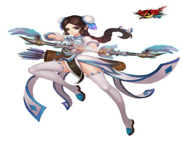 《妖刀物语》最仙气儿女神