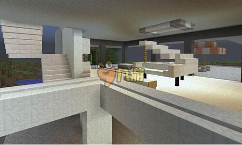 我的世界别墅设计图教程攻略