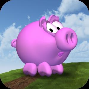 乐高动物猪图片