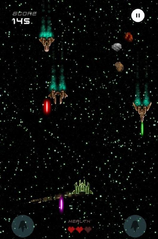 《太空单机飞机 alone in space》是一款全新的太空飞机系列游戏.