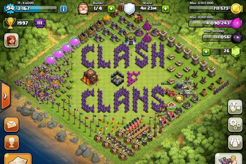 部落冲突Clash-of-Clans图4