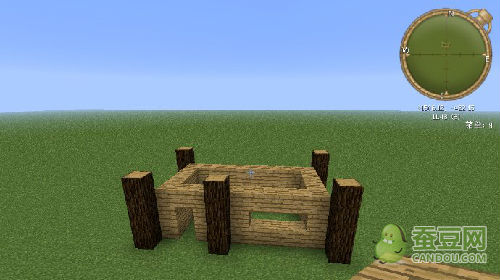 下面小编为大家带来我的世界中世界房子建造