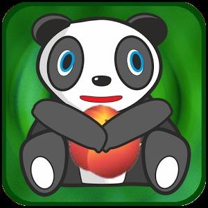 饥饿的熊猫