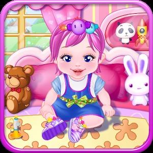 那么在可爱的宝宝游戏的女孩游戏中突然出现闪退无法运行怎么办?