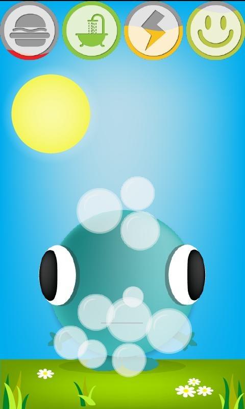 电子宠物小游戏