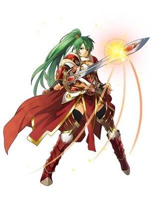 使用的武器为双手剑,攻击类型是近战