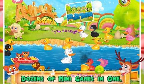 动物的野生动物园 - 冒险游戏电脑版