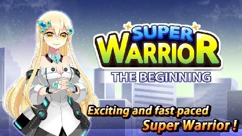 超级美女战士电脑版