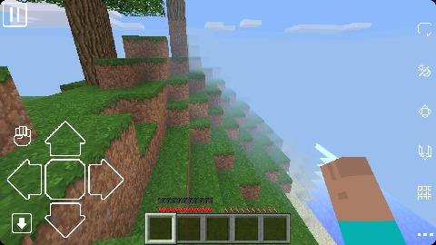 《像素世界 overcraft》是一款和经典游戏《minecraft》相似的像素
