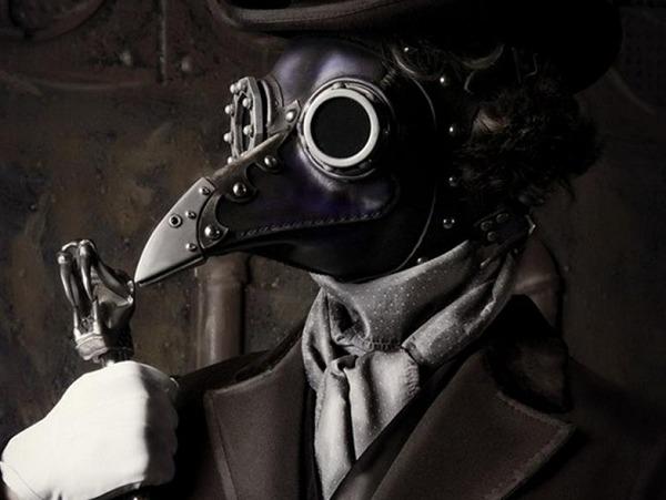 了个源于   中世纪   医生装束的恐怖乌鸦面具   .但事实上实力相当一般