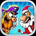 邪恶的圣诞老人与愤怒的海盗