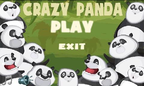 游戏目标很简单,用弹弓弹射熊猫,将敌人撞入黑洞陷阱之中.