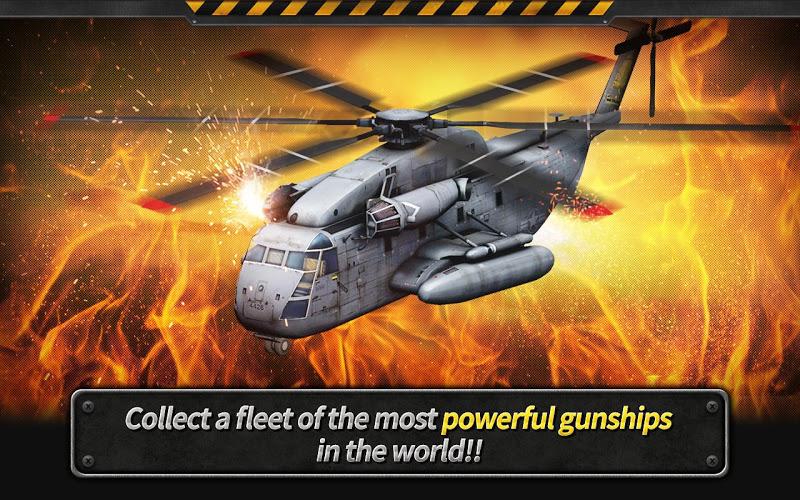 炮艇战:3d直升机修改版电脑版下载官网