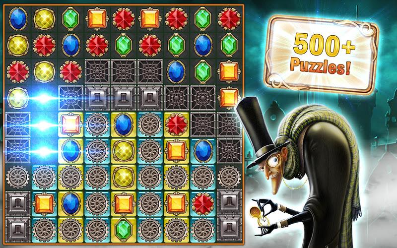 游戏攻略 综合篇 钟表匠宝石消消3好玩吗?