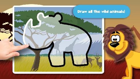 卡通野生动物连线电脑版