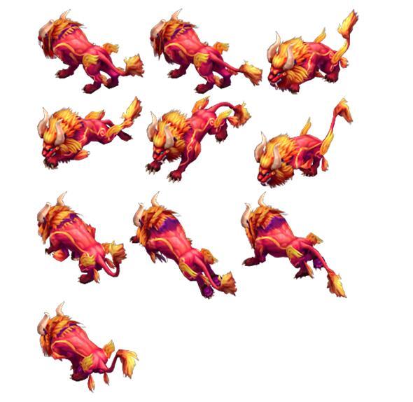 火狮子:鲜红色的身躯,金黄色人绒毛加上锋利无比獠牙,霸气测漏 ~真是实在忍不住要说:太帅了。酷炫的外面加上强大的力量,相信能助各位悠悠大杀四方。 看完了这期爆料的宠物有木有想赶快入手一只心仪的小宠物呢?美若天仙,强力霸气,可爱萌呆各种宠物还会陆续爆料哦,请大家继续关注我欲封仙吧~ 游戏简介: 《我欲封仙》是一款蕴含着古典仙侠气息的角色扮演类手游,目前主要有法师,飞羽,剑灵三大职业。游戏精心打造跨服战斗、公会BOSS、PVP竞技、百变时装、无敌萌宠、酷炫坐骑等多种特色玩法,让你尽情体验苍茫天宇,最美修仙