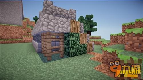 《我的世界》石头小屋建造教程