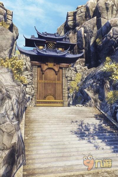 《画江湖之灵主》绝美场景高清大图