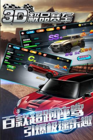 3D极品赛车图5