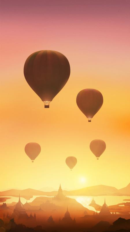 热气球飞艇