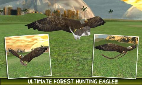 野鹰猎人3d模拟器电脑版