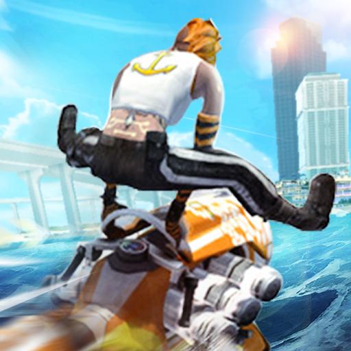 《激流快艇3》善用虚拟按键 新手必看攻略