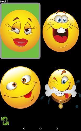 可爱笑脸电脑桌面