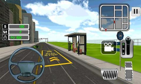 3d巴士模拟驾驶电脑版