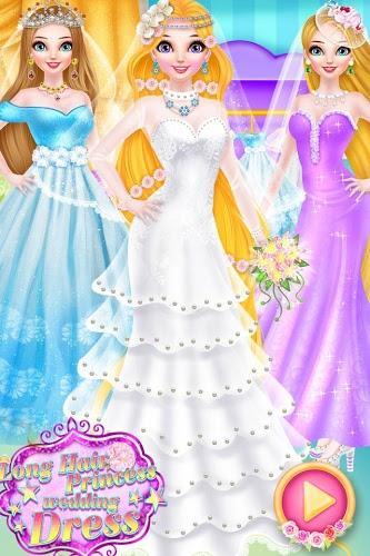 索菲亚公主的婚礼服装