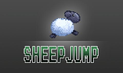 游戏介绍:《超级绵羊跳跃》是一款非常可爱的横版跳跃跑酷类游戏.