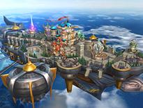 天空之城 《天际奇兵》主城方舟展示视频